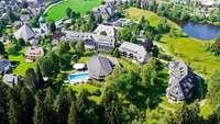 Parkhotel Adler in Hinterzarten soll für Millionen umgebaut werden