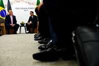 Handel, Klima, Krisen: Darum geht es beim G20-Gipfel