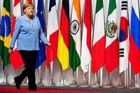 Beim G20-Treffen in Japan stehen die Vier-Augen-Gespräche im Mittelpunkt