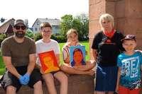 Kippenheimer Rathaus bietet jungen Künstlern eine Bühne
