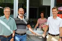 Franziska Steiger übernimmt den Kiosk des Gundelfinger Obermattenbads