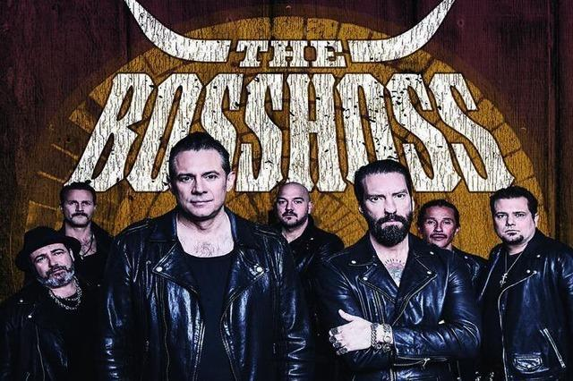 The Bosshoss bei Sommersound VS 2021