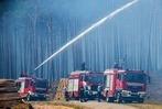 Fotos: Waldbrände und Löscharbeiten in Mecklenburg-Vorpommern