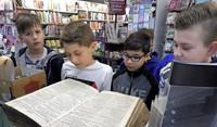 Dank Gutenberg gibt es Bücher für alle