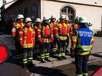 Leistungsprüfungen der Feuerwehren in Lenzkirch