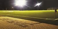 LED-Lampen sollen den Saiger Sportplatz erhellen