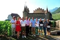 Markgräfler Winzer sind bei Schweizer Weinwettbewerb erfolgreich