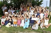 Kinder kümmern sich ums Klima