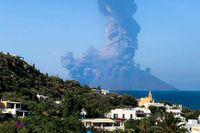Ein Toter bei Ausbruch am Vulkan Stromboli – Touristen in Angst