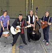 Die deutsch-französische Band Les Chambords zelebriert die 50er- und 60er-Jahre