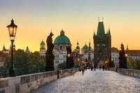 Prag und Böhmens Bäderdreieck