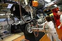 Deutsche Industrie erhält deutlich weniger Aufträge