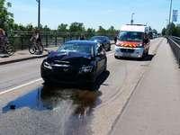 Frontalzusammenstoß mit Lkw verläuft glimpflich