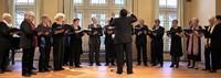 """Unter dem Titel """"Lockende Klänge"""" gastiert der Kammerchor Emmendingen im Bürgersaal"""