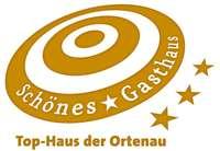 """Zahlreiche Gasthäuser in der Ortenau erhalten die Plakette """"Schönes Gasthaus"""""""