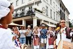 Fotos: So bunt war das Internationale Sommerfest in Lörrach