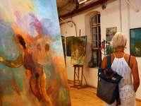 Fotos: Riegeler Künstlertage zeigen die ganze Vielfalt künstlerischen Schaffens