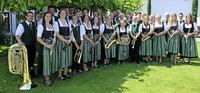 Musikverein Britzingen in Badenweiler