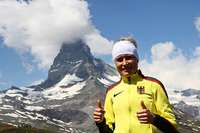 Stefanie Doll vom SV Kirchzarten auf Platz sechs bei Berglauf-EM