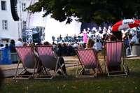 """Die beiden """"Stimmen-Konzerte"""" in Binningen wurden zu lauschigen Konzertabenden"""
