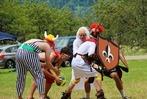 Fotos: Der Gaudi-Kick in Schopfheim-Wiechs ist eine runde Spaß-Veranstaltung