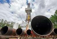 Unternehmen: Öl-Bohrung in Weingarten war erfolgreich
