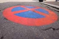 Falschparker werden in Lörrach offenbar immer dreister