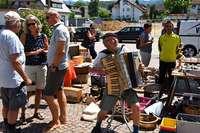 Wie war's beim … ersten Gundelfinger Dorfflohmarkt