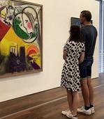 """Ausstellung """"Ensemble"""" zeigt Meisterwerke des Centre Pompidou und der Sammlung Frieder Burda"""