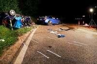 Mann filmt nach Unfall mit drei Toten – Polizei ermittelt