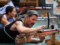 Fotos: Sommer-Biathlon beim Schützenverein Kippenheim