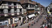 Tour de France rollt durchs Elsass
