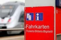 Geldkassette aus Fahrkartenautomat gestohlen