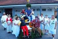 Wie bei Asterix: Gallischer Festzug für Niedereggener Ortsvorsteher