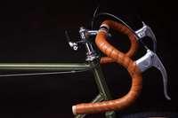 Ein Bad Krozinger baut Fahrräder, die so schön wie Kunstwerke sind