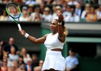 Serena Williams verliert Wimbledon-Finale gegen Halep und verpasst Rekord