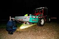 Kinder bei Traktorunfall getötet