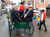 Fotos: Festumzug zum 150-jährigen Bestehen des Männerchors Elzach