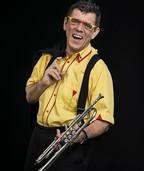 Unterhaltsamer Dixie und Swing auf der Bolando-Sommerbühne mit Helmut Dolds Dixie Quartett