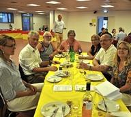 Staufener Delegation in der französischen Partnerstadt Bonneville