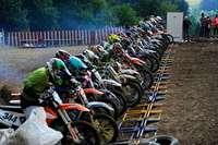 Motocross in Schweighausen versinkt im Schlamm