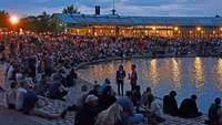 Am Wochenende findet am Freiburger Seepark wieder das Seefest statt