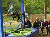Waldfest lockt Besucher in Scharen an