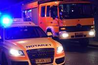 Brennende Autos in Tiefgarage: Polizei geht von Brandstiftung aus