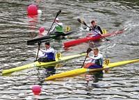 Wehrer Kanuten paddeln zum Sieg