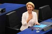 Wie sich Ursula von der Leyen eine knappe Mehrheit als Kommissionspräsidentin sicherte