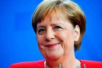 """Merkel: """"Ich gewinne eine neue Partnerin in Brüssel"""""""
