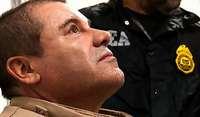 """Mexikanischer Drogenboss """"El Chapo"""" muss lebenslang ins Gefängnis"""