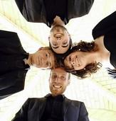 Das Ensemble Luau singt in der Kirche Saint-Pierre-le-Jeune