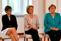 Von der Leyen und Kramp-Karrenbauer: Doppelschlag mit Folgen